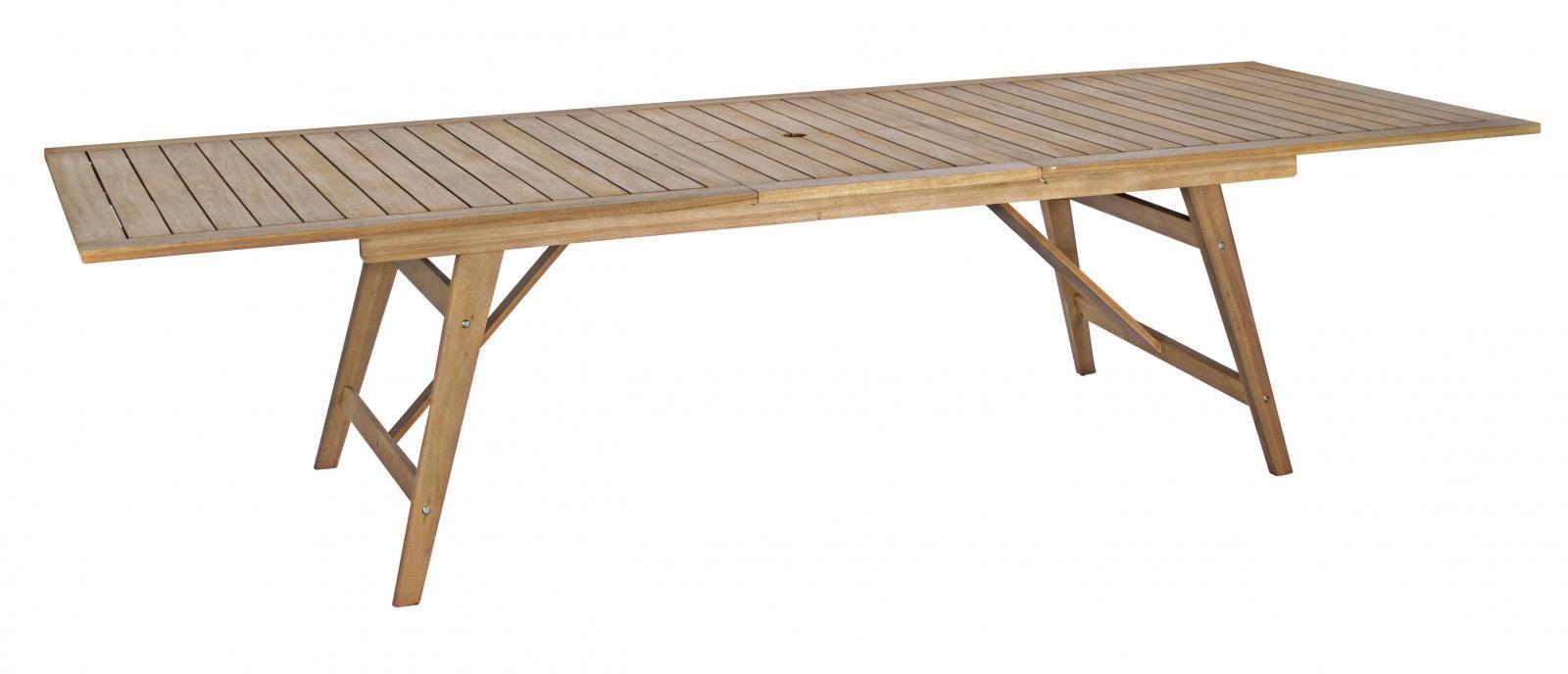Стол деревянный раздвижной Petra