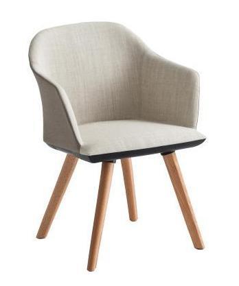 Кресло с обивкой Manaa BL