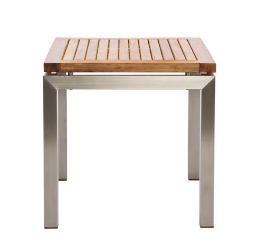 Стол деревянный журнальный Berbeda