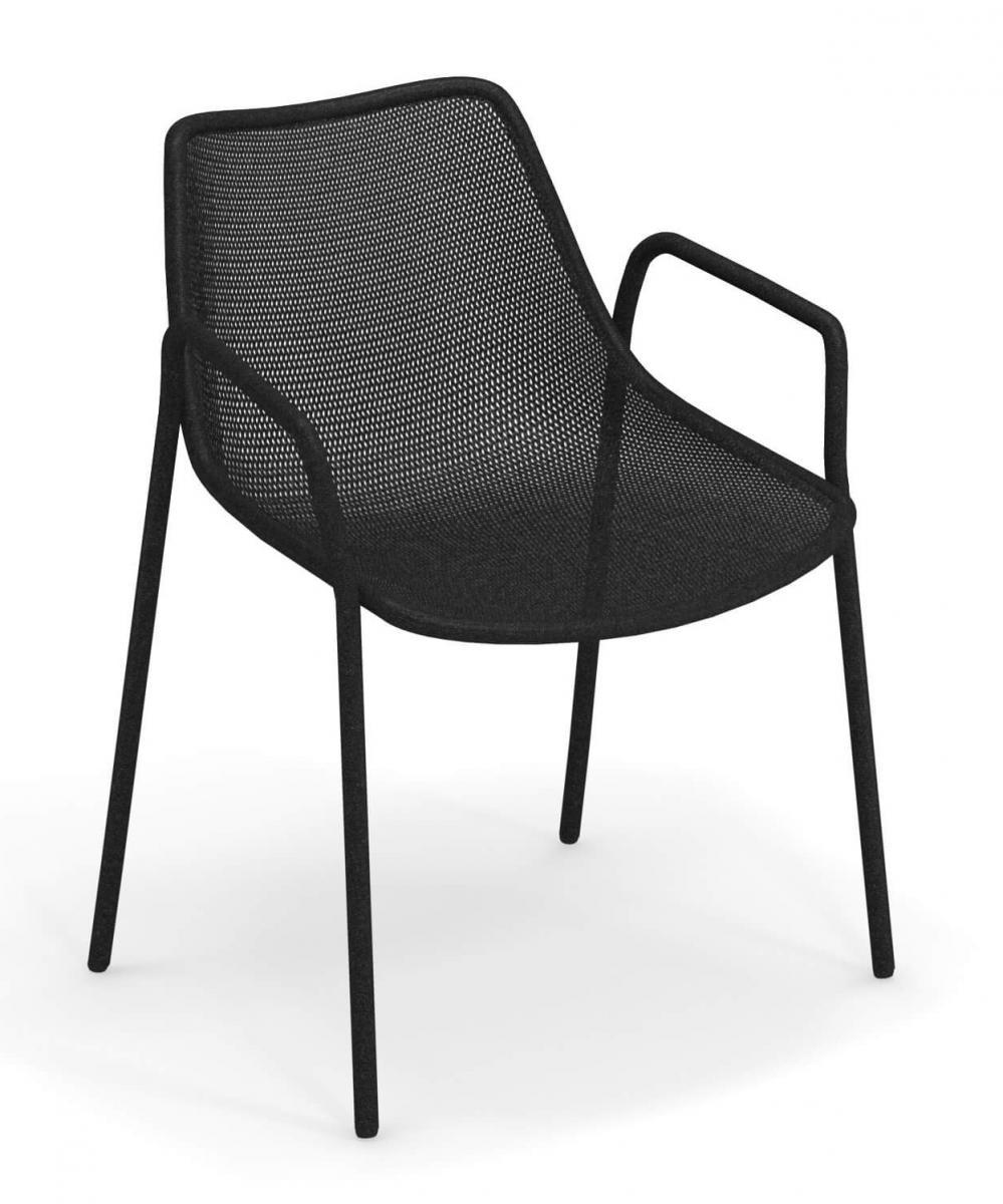 Кресло металлическое Round