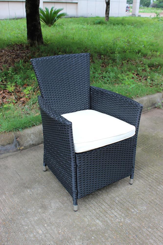 Кресло плетеное с подушкой Кресла плетеные
