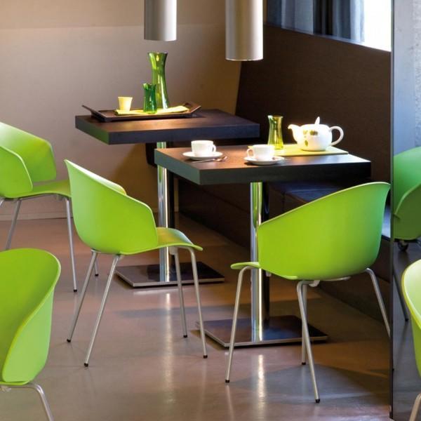 Кресла для кафе на металлокаркасе