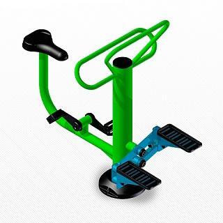 Тренажер Велосипед + Степ