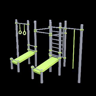 Комплекс гимнастический №10
