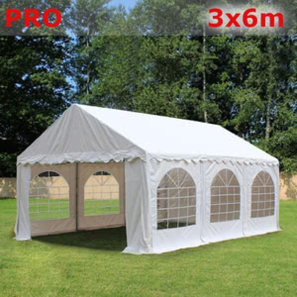 Шатер Giza Garden 3x6м белый PRO
