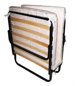 раскладная кровать с поролоновым матрасом 10 см, О3