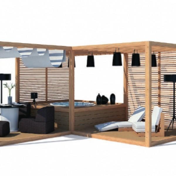 Мебель и материалы для частного дома