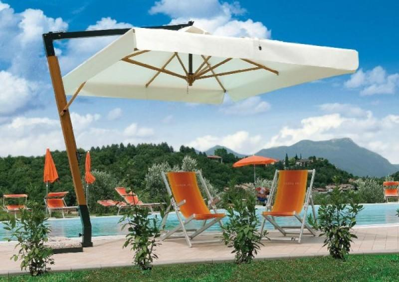Зонт уличный Palladio Braccio