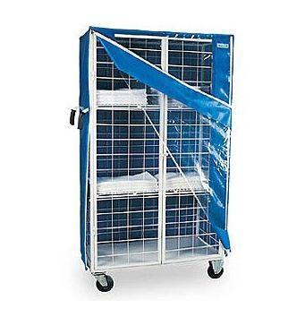 Тележка-стеллаж для перевозки и хранения белья, ТБ 12.6