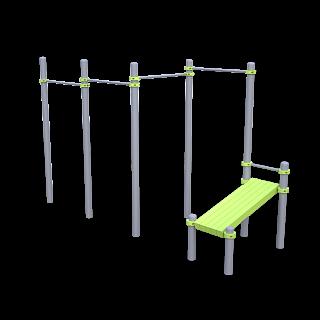 Комплекс гимнастический №2